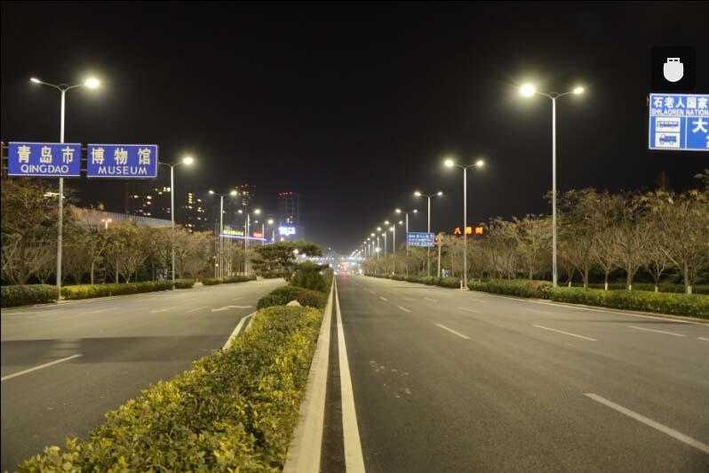 香港东路(东海东路-滨海大道)及深圳路(香港东路-辽阳东路)环境整治工程LED路灯采购项目